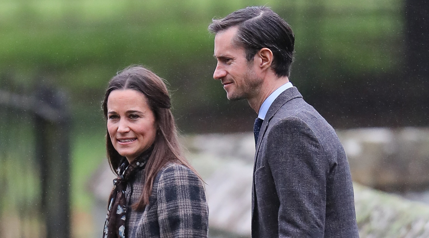 Pippa Middleton Fiance James Matthews Celebrate Christmas With The Royal Family 2016 Carole