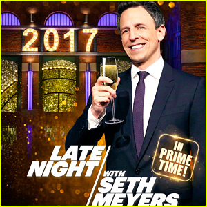Seth Meyers' New Year's Eve