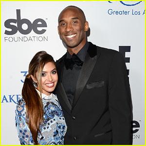 Kobe Bryant & Wife Vanessa Share First Pic Of New Daughter - Meet Bianka!