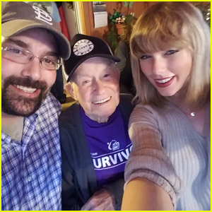 VIDEO: Watch Taylor Swift Surprise 96-Year-Old Super Fan Cyrus Porter!