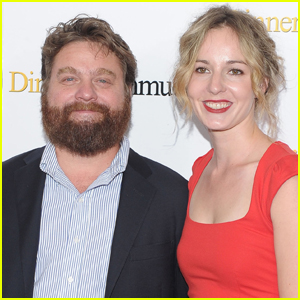 Zach Galifianakis & Wife Quinn Lundberg Welcome Baby Number Two!