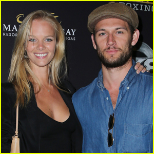 Alex Pettyfer & Marloes Horst Are Reportedly Back Together!