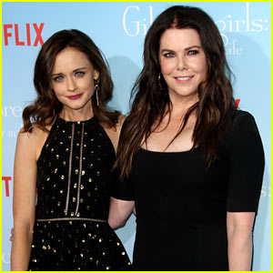 Alexis Bledel Opens Up About Filming More 'Gilmore Girls' Seasons