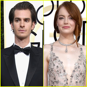 VIDEO: Andrew Garfield Gives Ex Emma Stone Standing Ovation When She Wins Golden Globe!