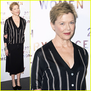 Annette Bening 'Feels Good' About Oscar-Nominated Films Highlighting Important Issues!