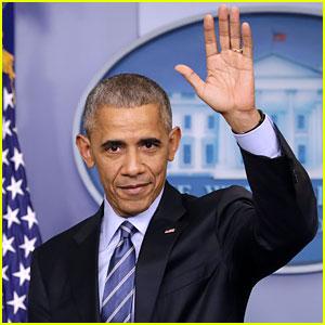 President Barack Obama Pens Final Letter to American People