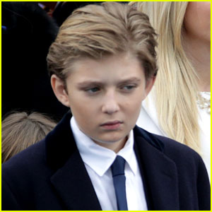 White House Releases Statement on Barron Trump Cyberbullying
