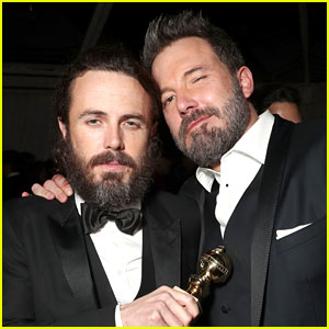 VIDEO: Ben Affleck Noticed Brother Casey Didn't Thank Him in Golden Globes Acceptance Speech