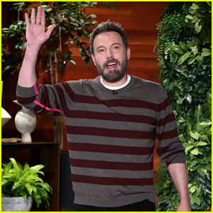 VIDEO: Ben Affleck Tries to Name Three Taylor Swift Songs