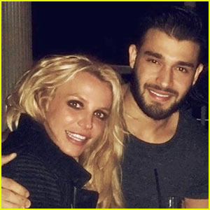 Britney Spears Spends New Year's Eve with Rumored Boyfriend Sam Asghari!