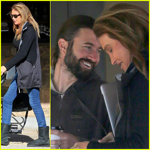 Caitlyn Jenner Spends Quality Time With Son Brandon