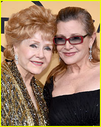 Carrie Fisher Was Reportedly Cremated, Will Partially Be Buried with Mom Debbie Reynolds
