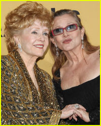 Carrie Fisher & Debbie Reynolds Honored in Private Service
