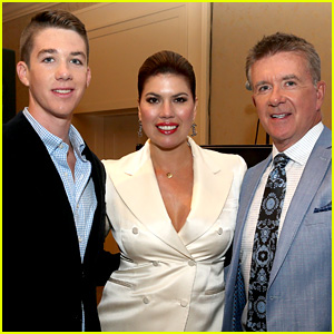 Carter Thicke Talks Final Moments with Dad Alan Thicke (Video)