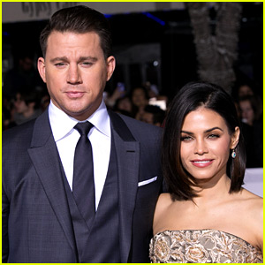 Channing Tatum Posts Photo of Jenna Dewan Wearing Nothing at All in Bed