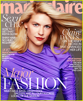Claire Danes Reminisces About Falling In Love With Hubby Hugh Dancy For 'Marie Claire'!