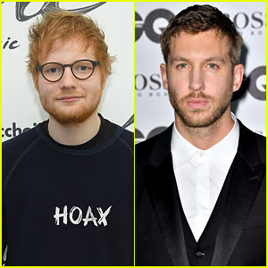 Ed Sheeran Pretended He Was Calvin Harris to Sneak Into a Party!