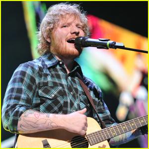 Ed Sheeran Is Set to Make an Appearance on Carpool Karaoke!