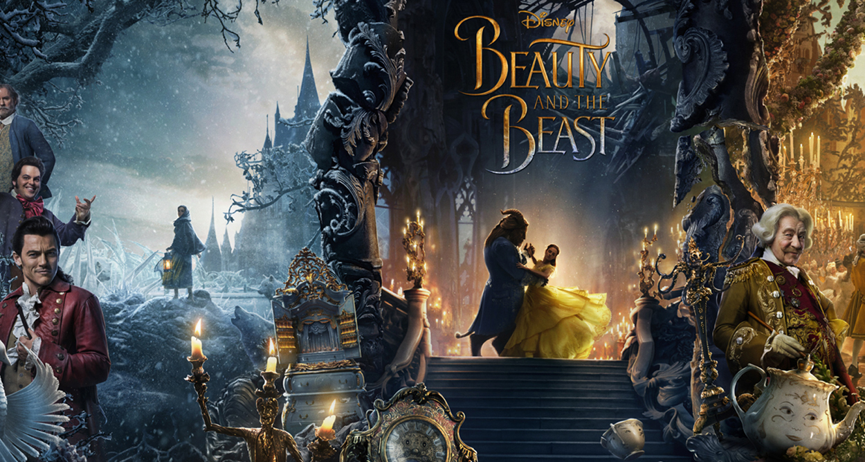Beauty The Beast Unveils Incredibly Detailed New Poster