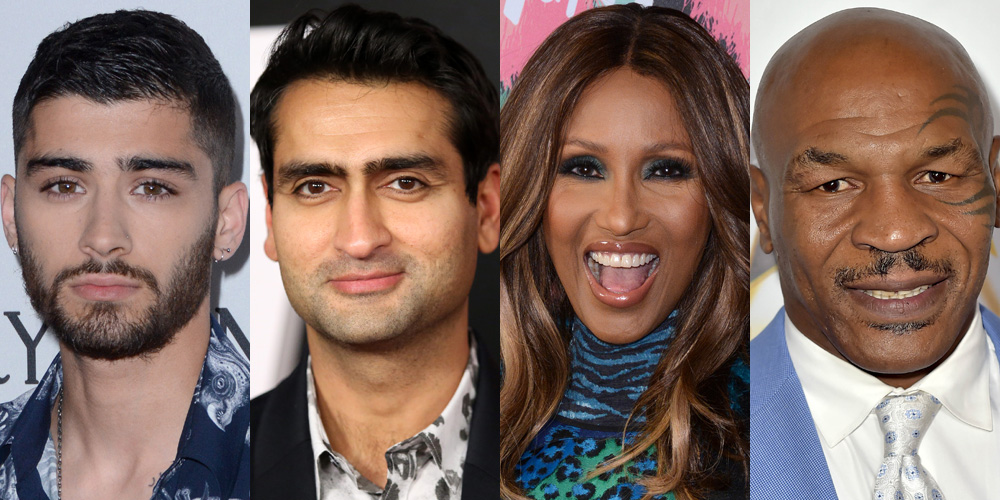 Famous Muslims Meet 20 Celebs Who Identify With The