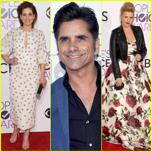 'Fuller House' Cast Present at People's Choice Awards 2017