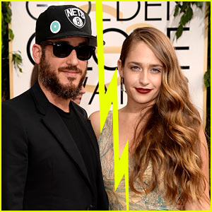 Girls' Jemima Kirke & Husband Michael Mosberg Split