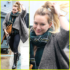 Hilary Duff is in Great Spirits After Hanging Out With Rumored Boyfriend Matthew Koma