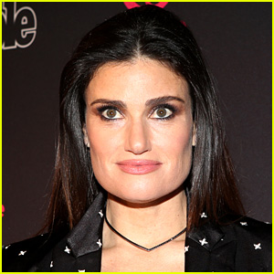 Idina Menzel Apologizes for Joke About Slitting Her Wrists