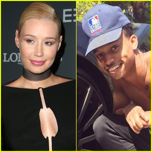 Iggy Azalea Hits the Waves With Rumored Boyfriend LJay Currie