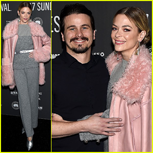 Jaime King & Jason Ritter Premiere 'Bitch' at Sundance 2017!