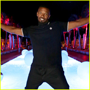 Jamie Foxx Had a 'Sleepless' Night on New Year's Eve in Miami!