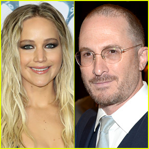 Jennifer Lawrence Spent NYE with Darren Aronofsky in NYC!