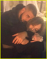 Jennifer Lopez & Drake Look All Cozy On Another Date Night!