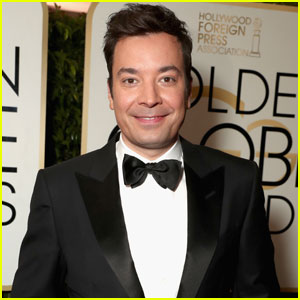 VIDEO: Jimmy Fallon Improvs as Golden Globes 2017 Teleprompter Goes Down
