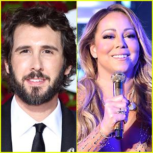 Josh Groban Apologizes for Tweet About Mariah Carey's NYE Performance