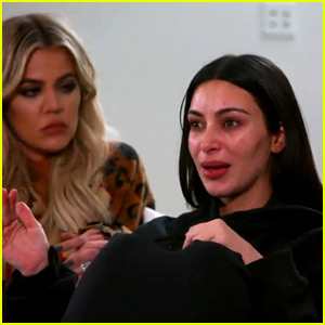 VIDEO: Kim Kardashian Breaks Silence on Paris Robbery, Tears Up in 'Keeping Up' Promo