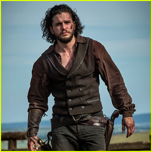 Kit Harington Is a Super Sexy Gunslinger in 'Brimstone' Stills!