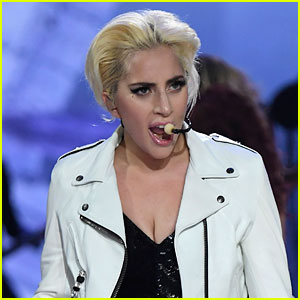 Lady Gaga Will Be Suspended in Air for Super Bowl Halftime Show!