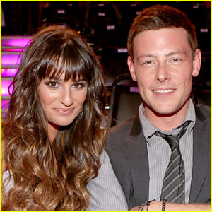 Lea Michele Shares Sweet New Photo with Late Cory Monteith