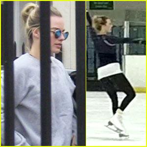 Margot Robbie Begins Working on Her New Film After Returning from Her Secret Wedding