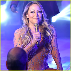 Mariah Carey Comments on NYE Performance: 'Sh-t Happens'
