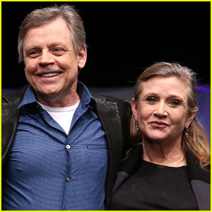 Mark Hamill Pays Tribute to Carrie Fisher, Speaks of Their Very First Meeting