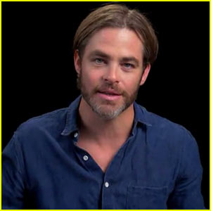 Chris Pine is Bald Now! See His Haircut Here!