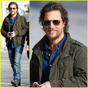 VIDEO: Matthew McConaughey Explains Why He Can't Be Called 'Matt'!