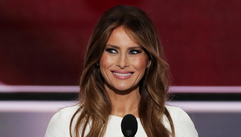 Donald Trump White House Glam Room