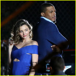 Miranda Kerr & Cam Newton Might Be In a Super Bowl 2017 Commercial