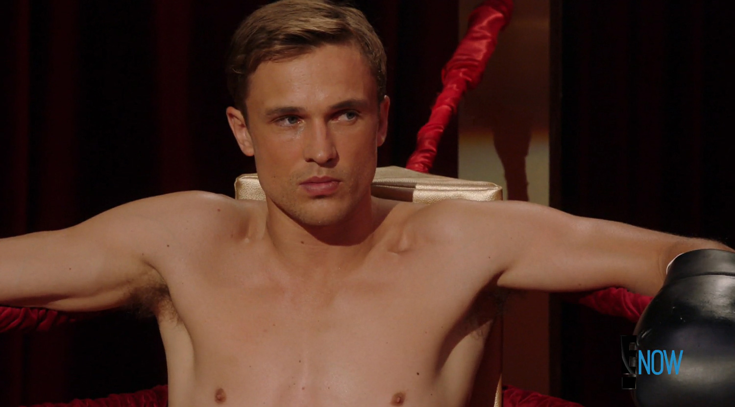 william moseley nude