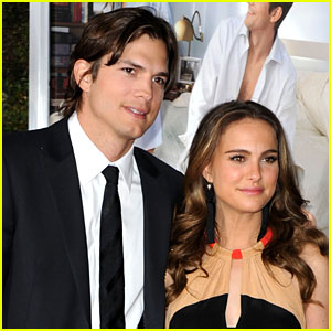 Ashton Kutcher Supports Natalie Portman After Revealing He Made A Lot More for 'No Strings Attached'