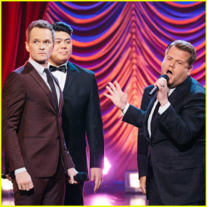 VIDEO: Neil Patrick Harris & James Corden Have Epic Broadway Riff-Off On 'The Late Late Show'!