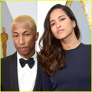 Pharrell Williams & Wife Helen Lasichanh Welcome Triplets!